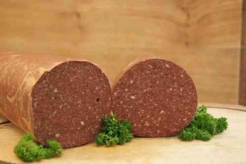 Grützwurst (je 100g)