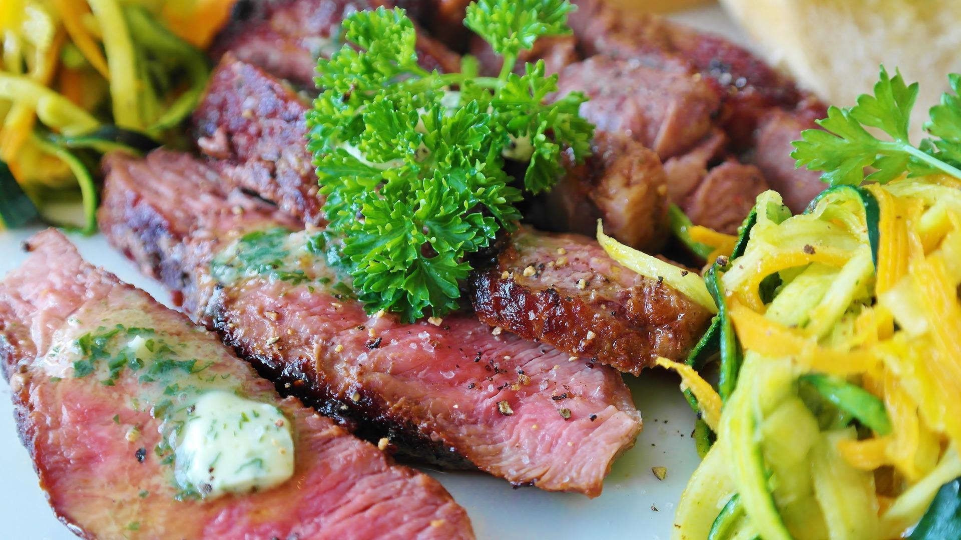 Roastbeef Frisch (je 100g)
